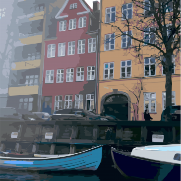 Del 7: Mandag, kl. 15:08, Christianshavn