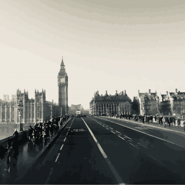 Del 22: Søndag, kl. 07:49, Westminster Bridge