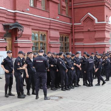 Del 24: Mandag, kl. 08:04, Den røde plads, Moskva