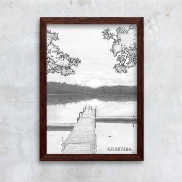 kant silkeborg søerne bro