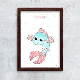 Fisken stjernebillede