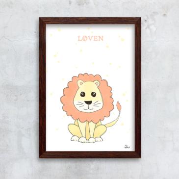 star løven
